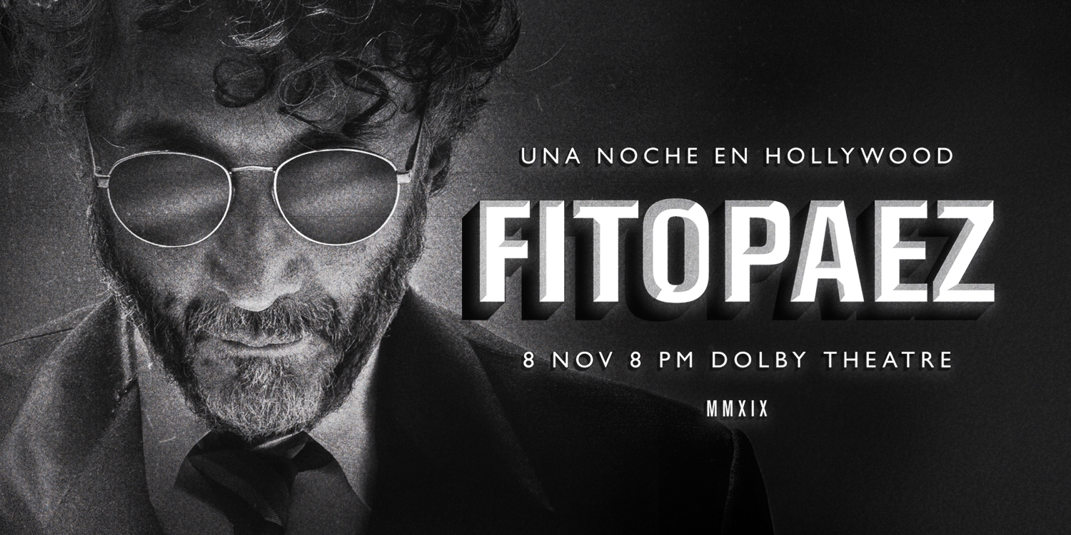 events fito paez dolby