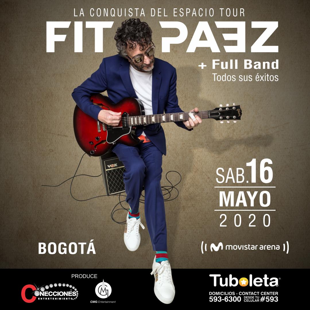 FITO PAEZ BOGOTA - 1080x1080